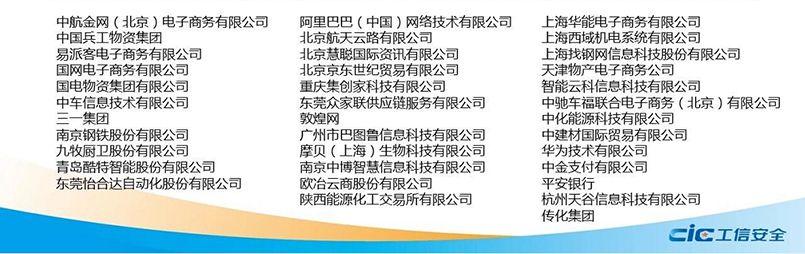 """工信部""""優秀工業電子商務平臺案例""""企業"""