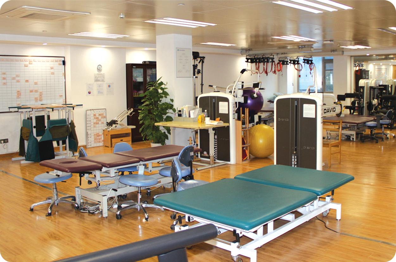 脊髓损伤病种康复治疗室