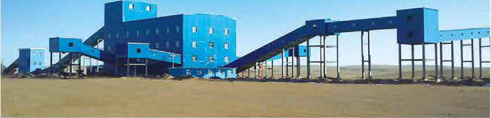 内蒙古中彩矿业有限公司150万吨跳汰