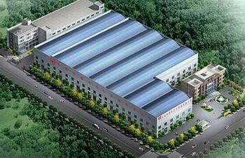 不銹鋼冷凝器新廠房
