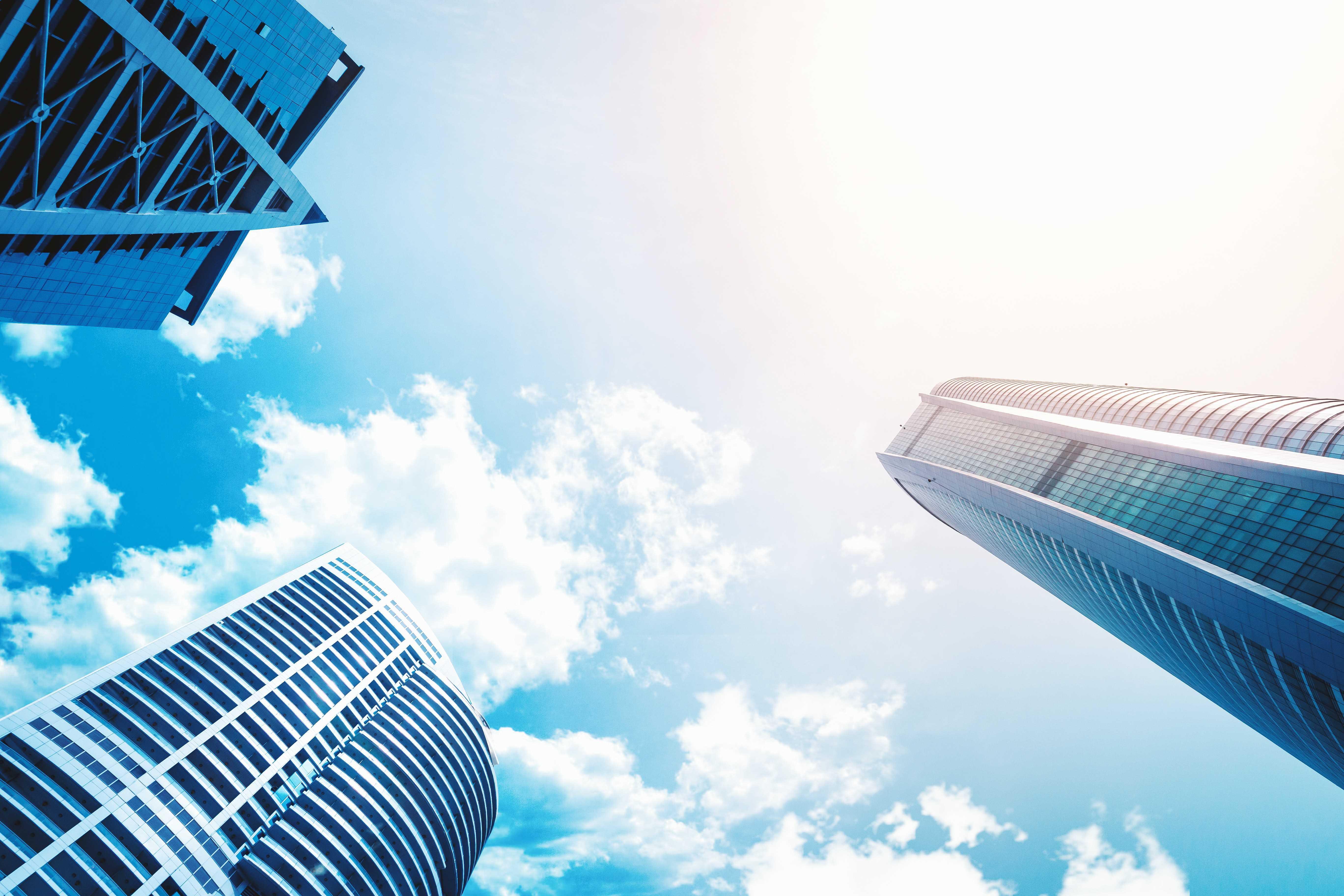 architectural-design-architecture-blue-sky-442577
