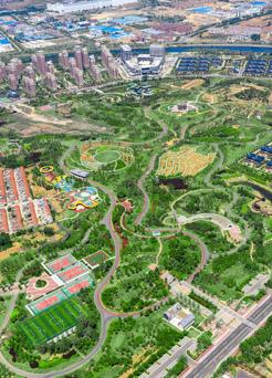 山体公园项目