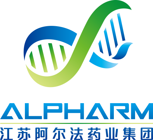 阿尔法药业集团logo