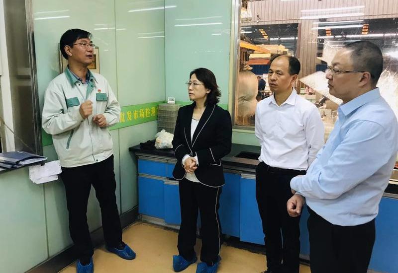 20191113廖慧带队到上海蔬菜集团考察交流并参加第二届进博会相关活动-图片2