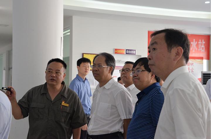 贵州省副省长陶长海一行赴现代物流产业集团调研