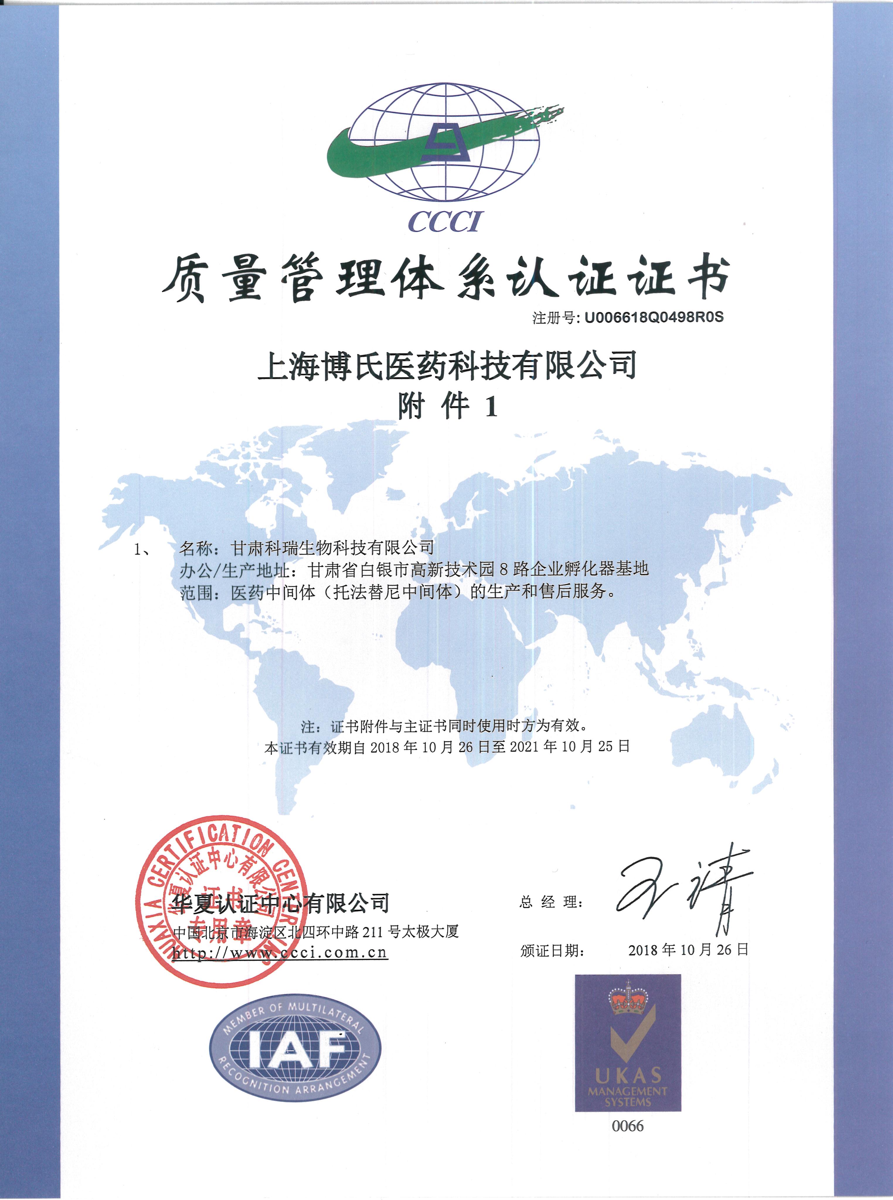 ISO9001-中文版-2