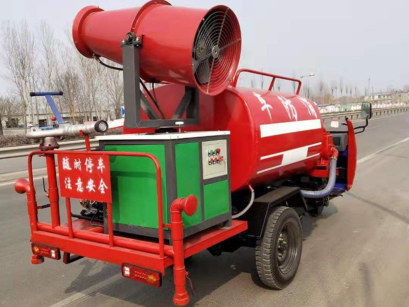 雾炮洒水车-1
