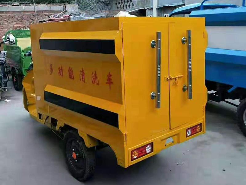 电动三轮高压清洗车-2