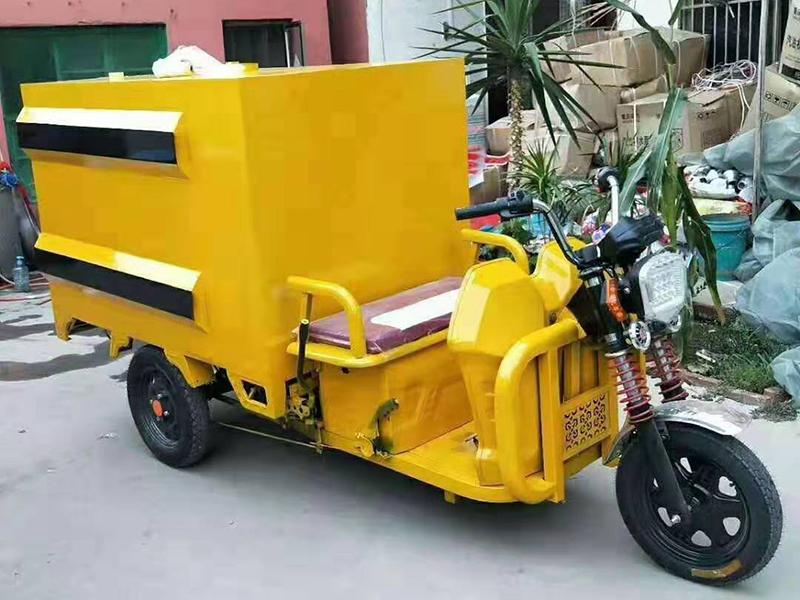电动三轮高压清洗车-4