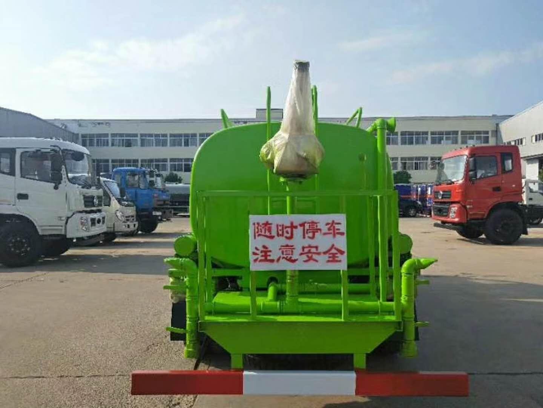 国五5吨洒水车4
