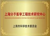 上海市科学技术委员会-上海分子医学工程技术研究中心