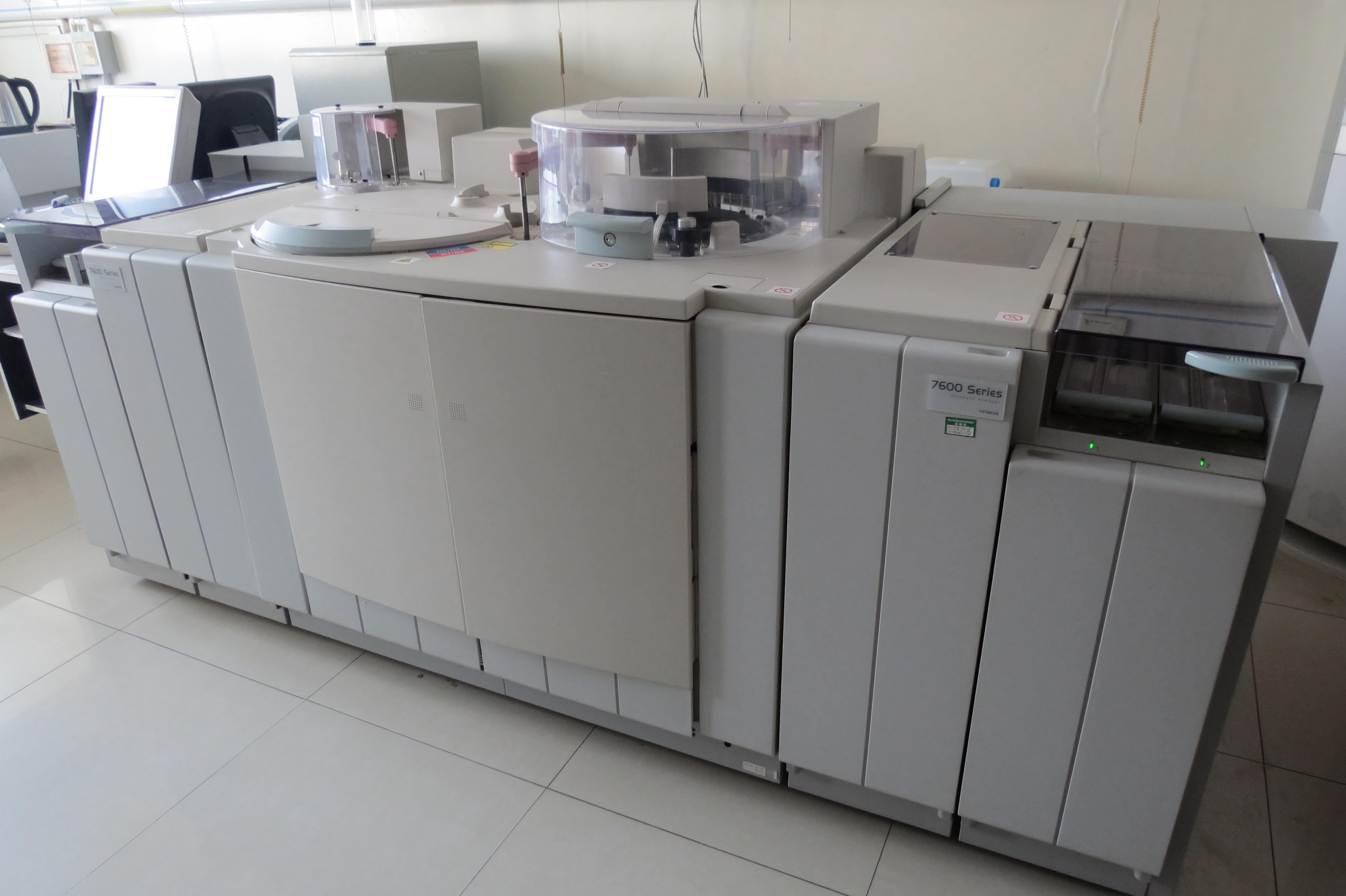 日立全自動生化分析儀-4
