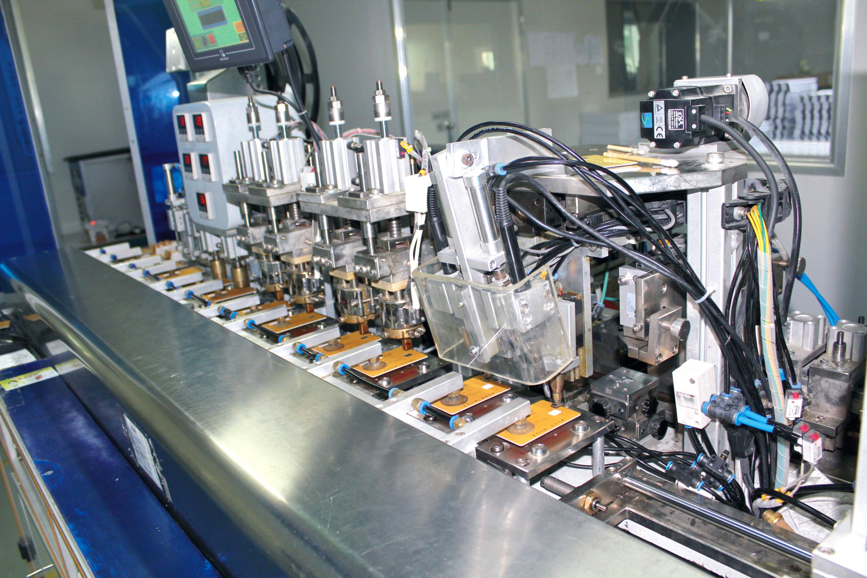 生产车间/工艺流程/生产设备