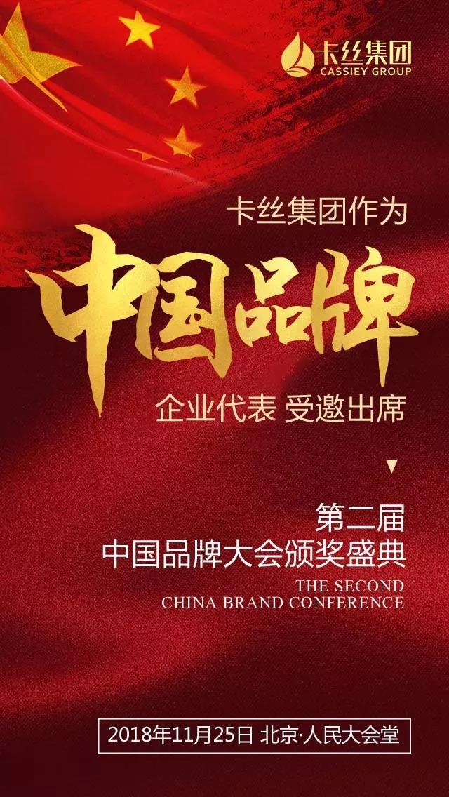 卡丝中国品牌大会5
