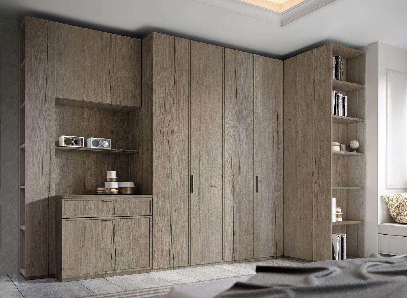 臥室柜(900H-6)