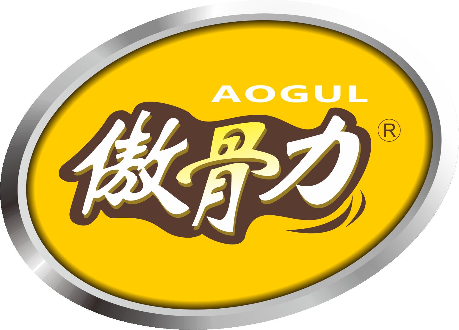 傲骨力logo