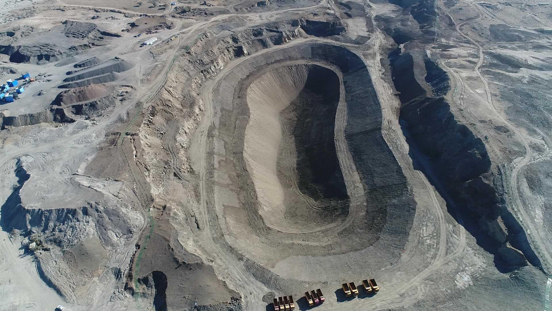 黑腦包鐵礦地質環境治理