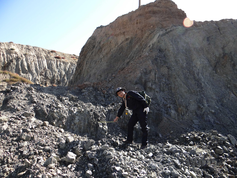 白云鄂博地質勘查