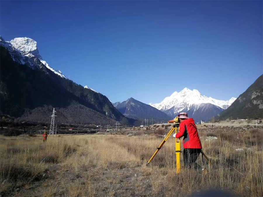 川藏線工程