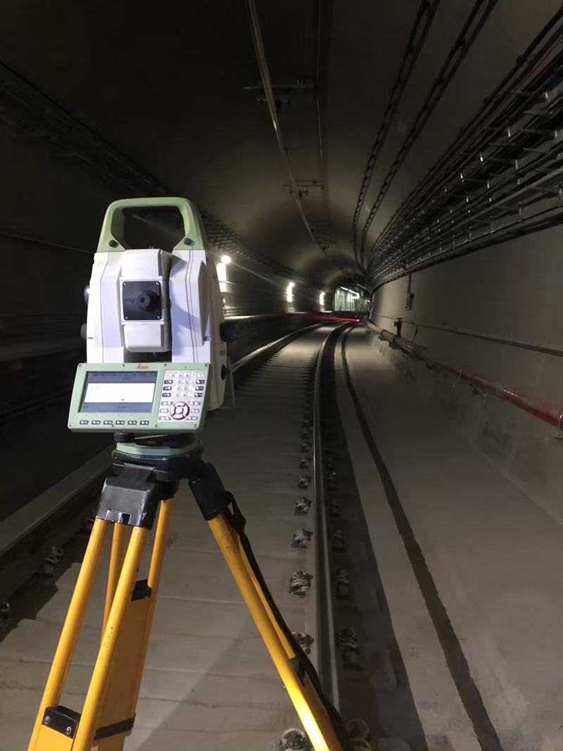 萊卡全站儀TS60測量機器人