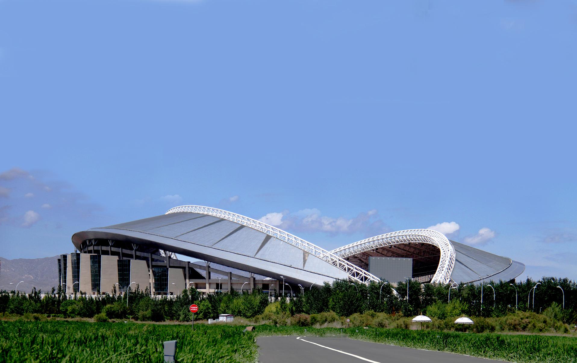 包頭市奧體中心工程