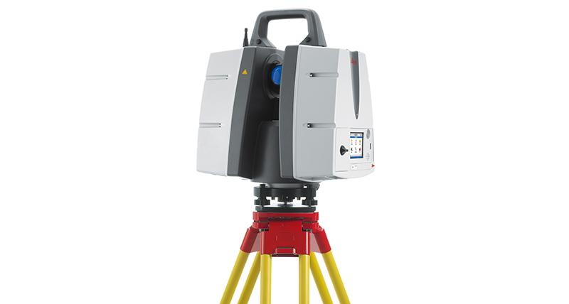 設備儀器-徠卡三維激光掃描儀