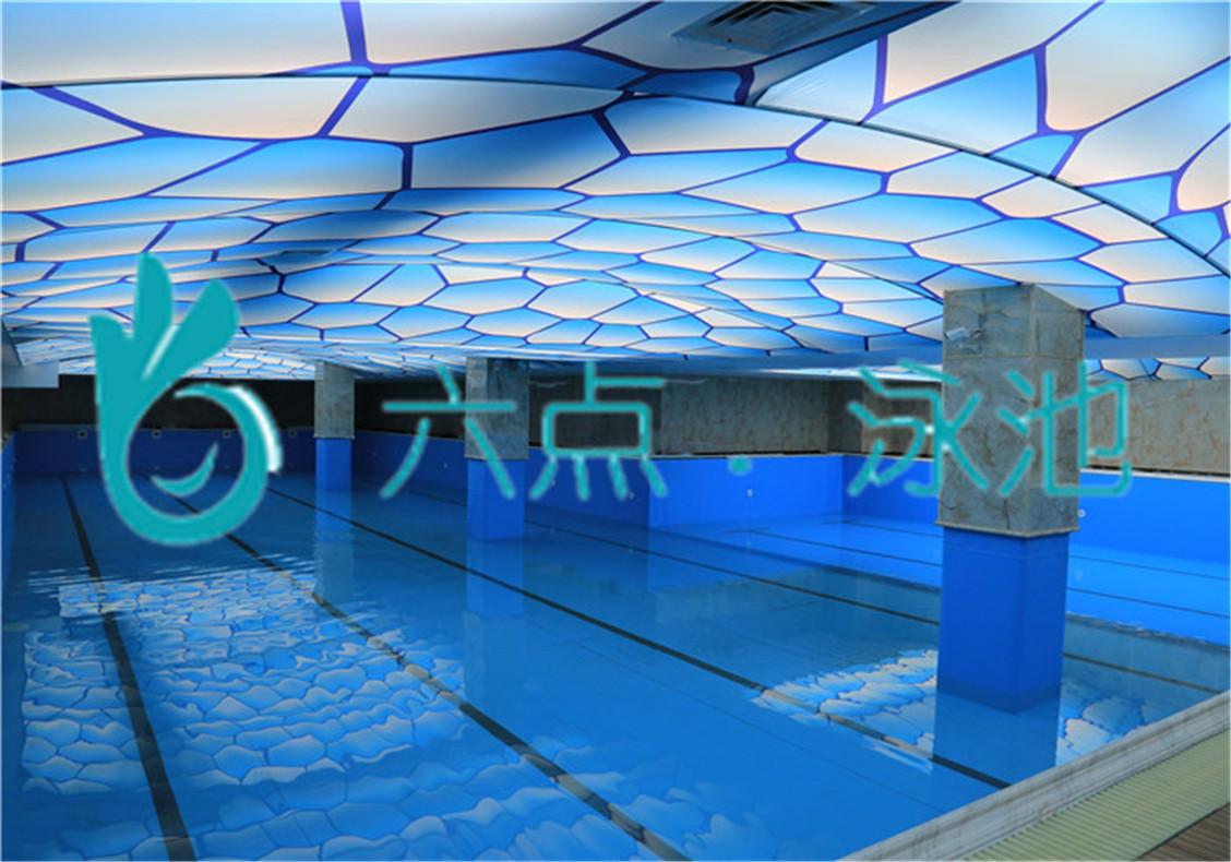 陕西健身会所泳池1_副本_副本