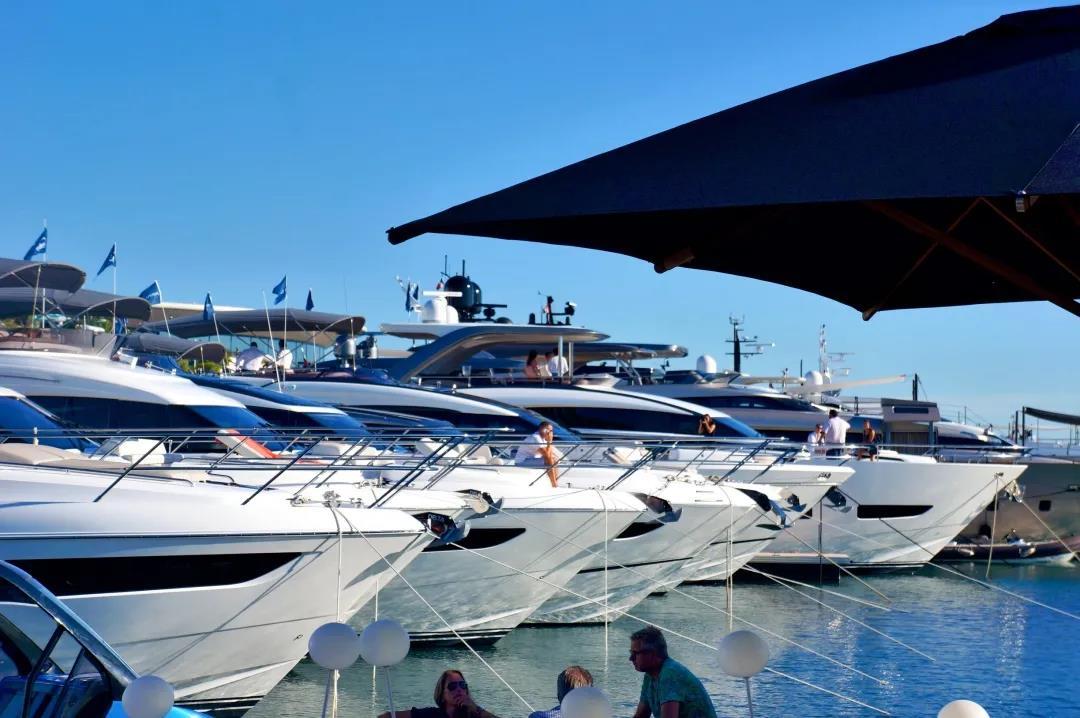 为期一个月,2020海之蓝云端国际游艇展开展