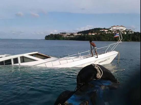 這樣的事故案例,什么樣的游艇保險才更有保障作用?