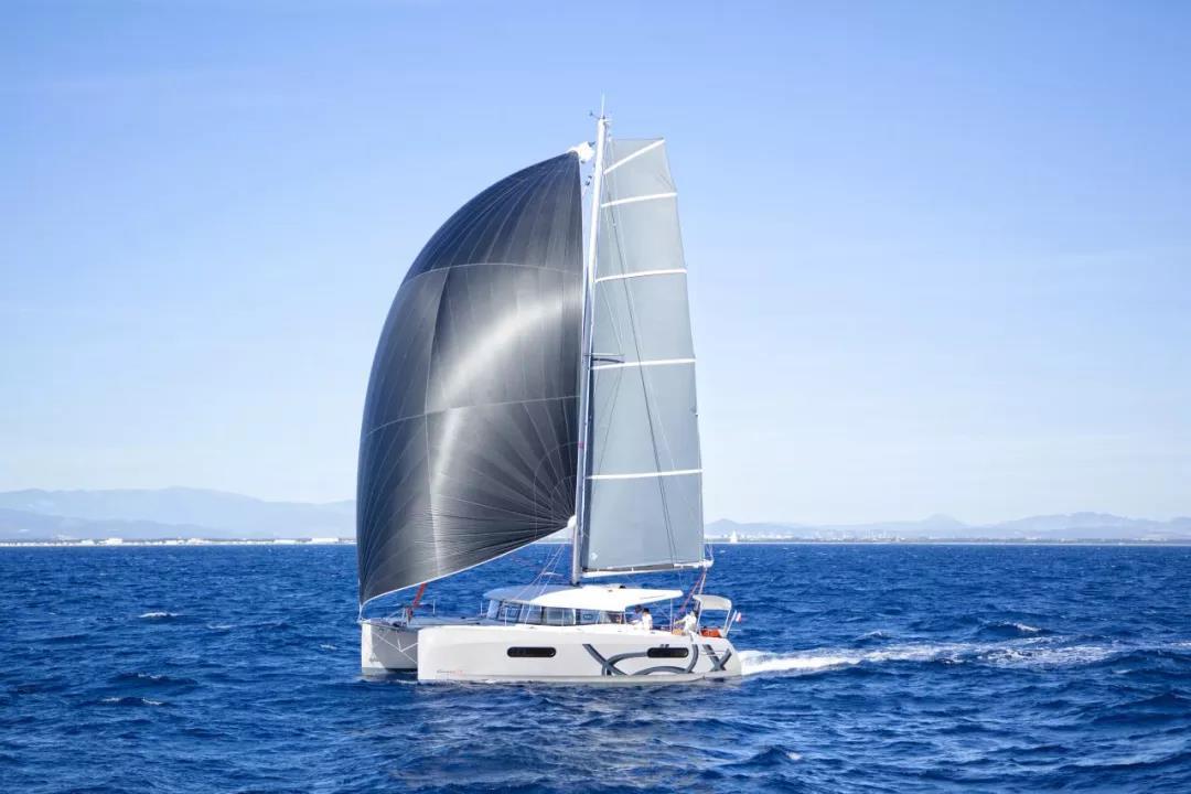 零關稅游艇丨重磅來襲:法國博納多EXCESS 12雙體帆船