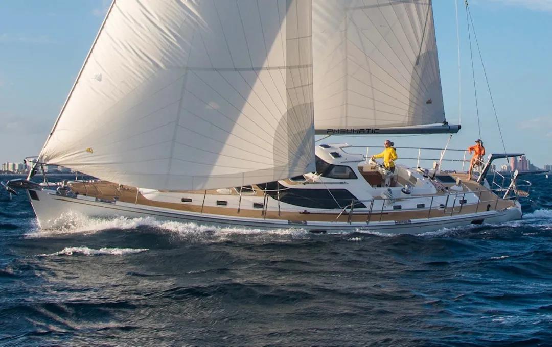 瀚盛制造船艇持續參加北美游艇展,推動中國品質走向世界