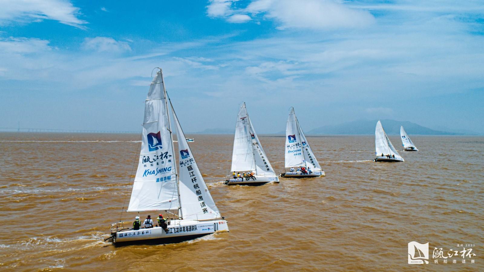 首屆甌江杯帆船賽圓滿結束,點亮溫州游艇產業新機遇