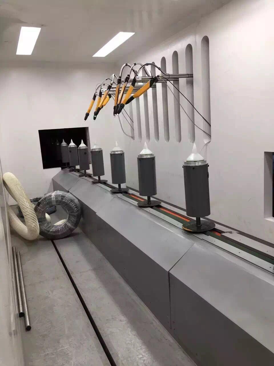 机器人喷涂器