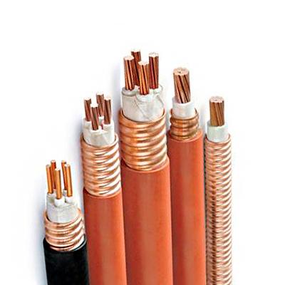 RTTZ云母带矿物绝缘波纹铜护套电缆