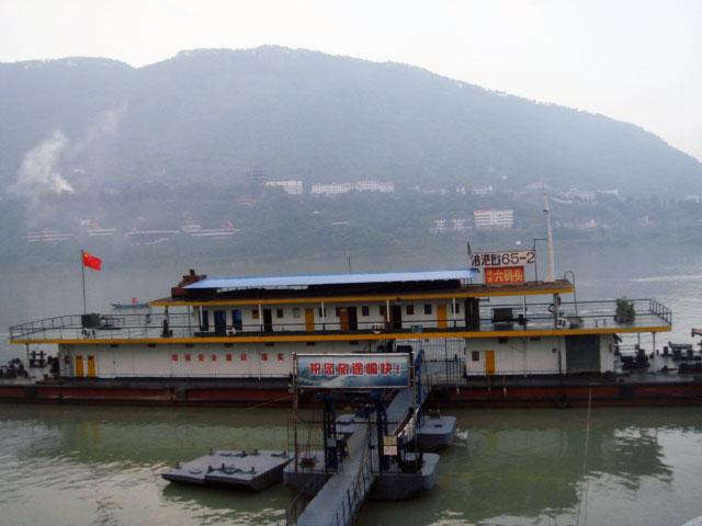 涪陵港6码头