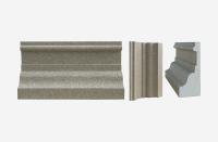 柱頭裝飾組合線條2