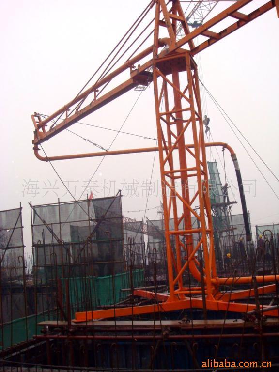 北京布料機施工案例