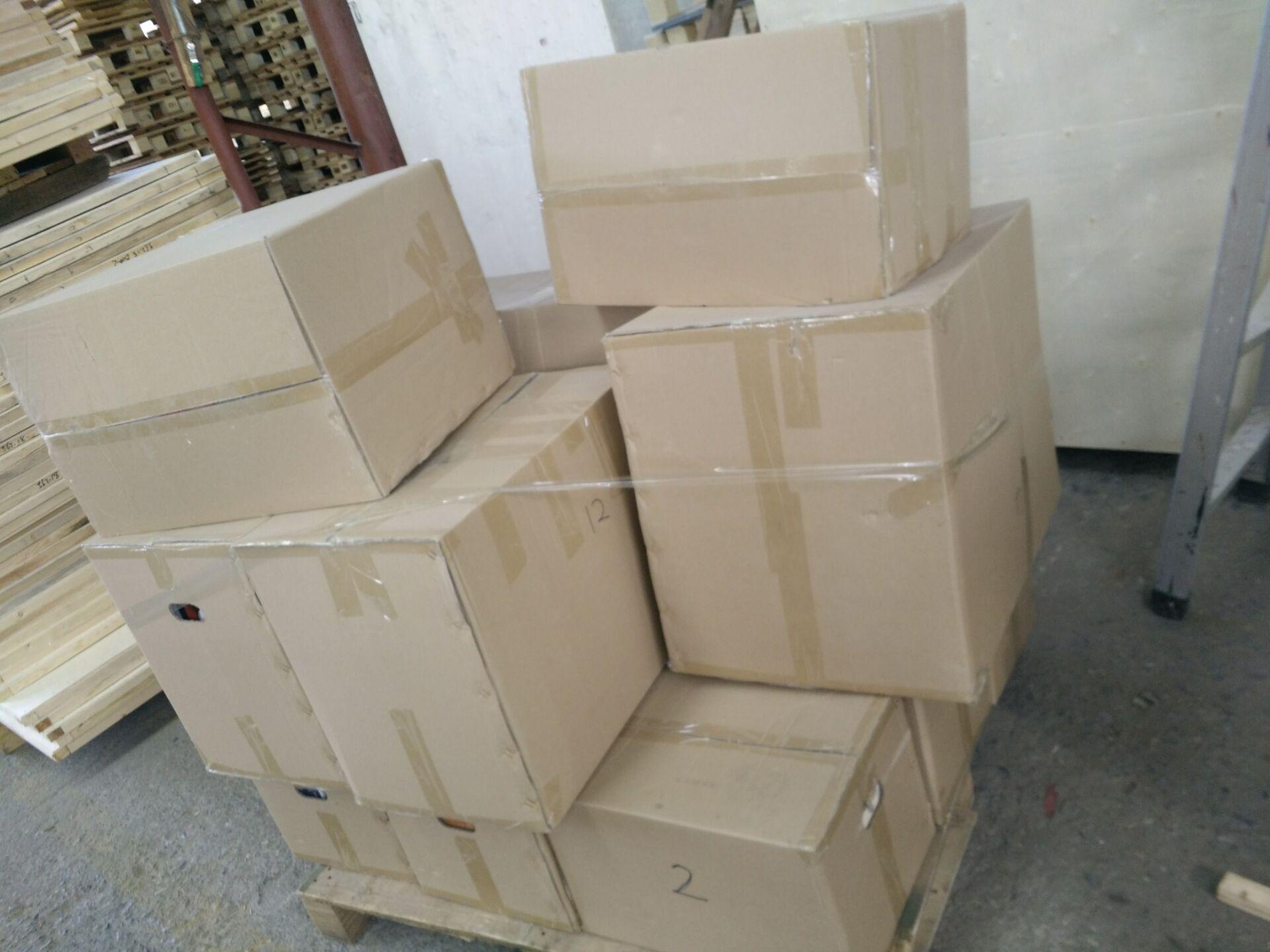 木箱包装-纸箱