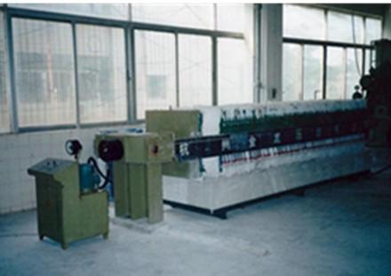 首台机电分离压滤机研制成功