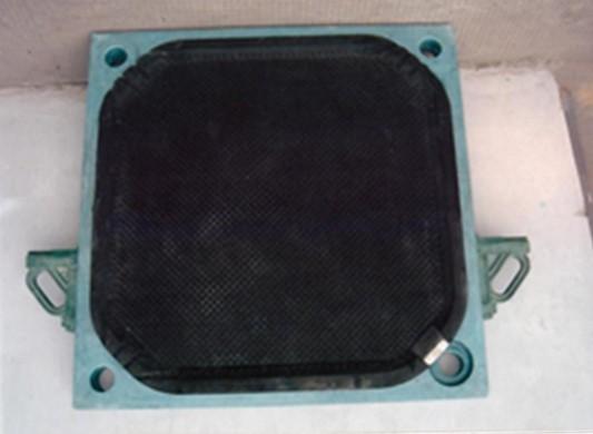 橡胶隔膜式滤板研制成功