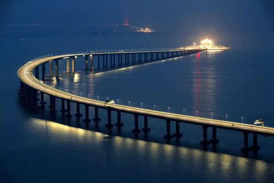 港珠澳大桥主图