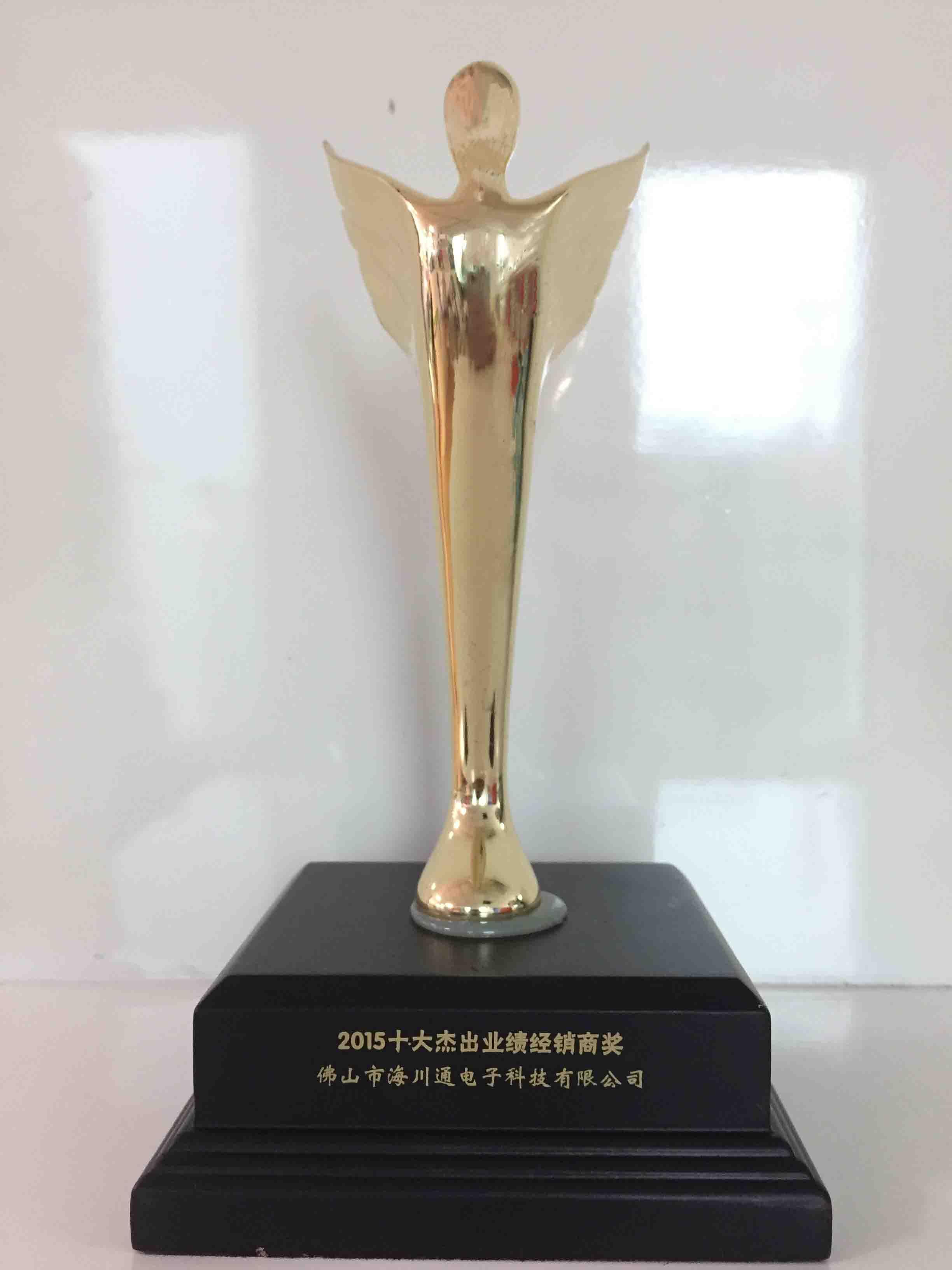 2015十大业绩经销商奖