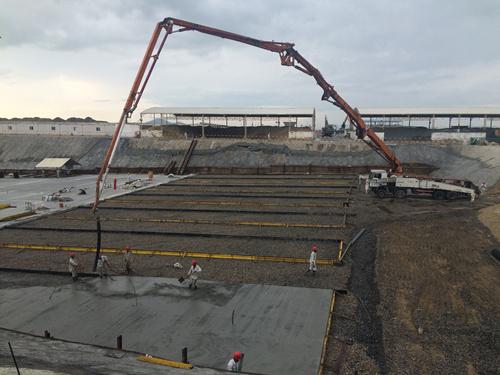 合肥泵管施工案例