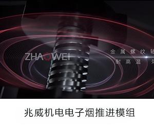 兆威機電電子煙推進模組