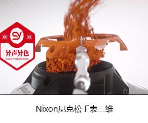 尼克松手表三維
