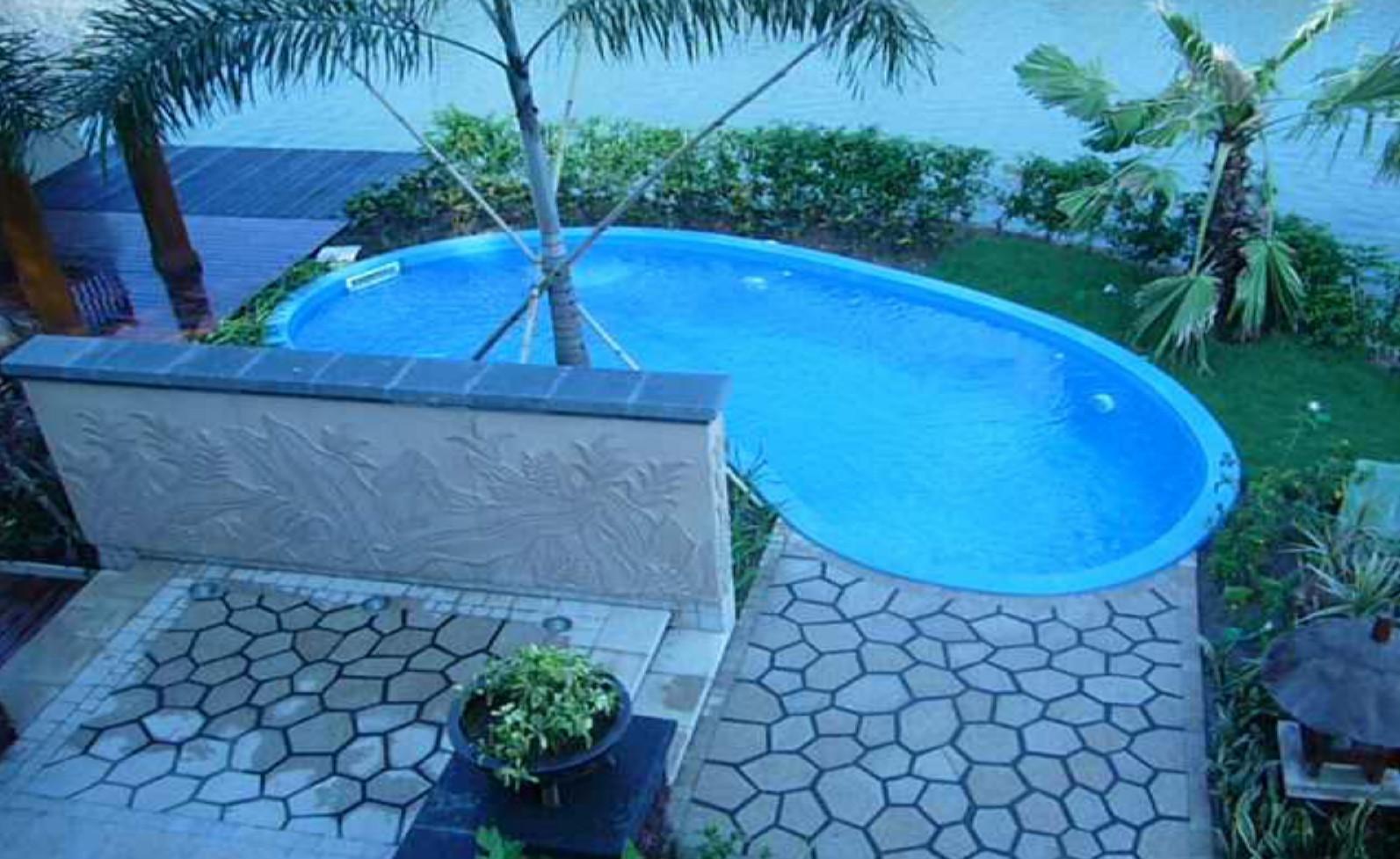 私家恒温泳池设备