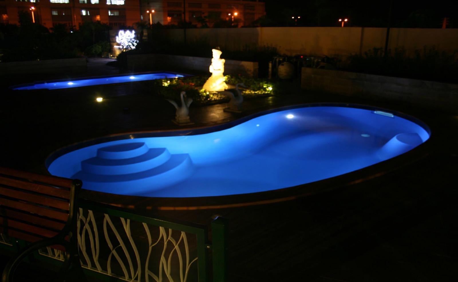 私家泳池设备
