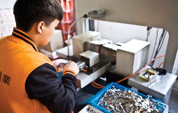 Metalworking workshop