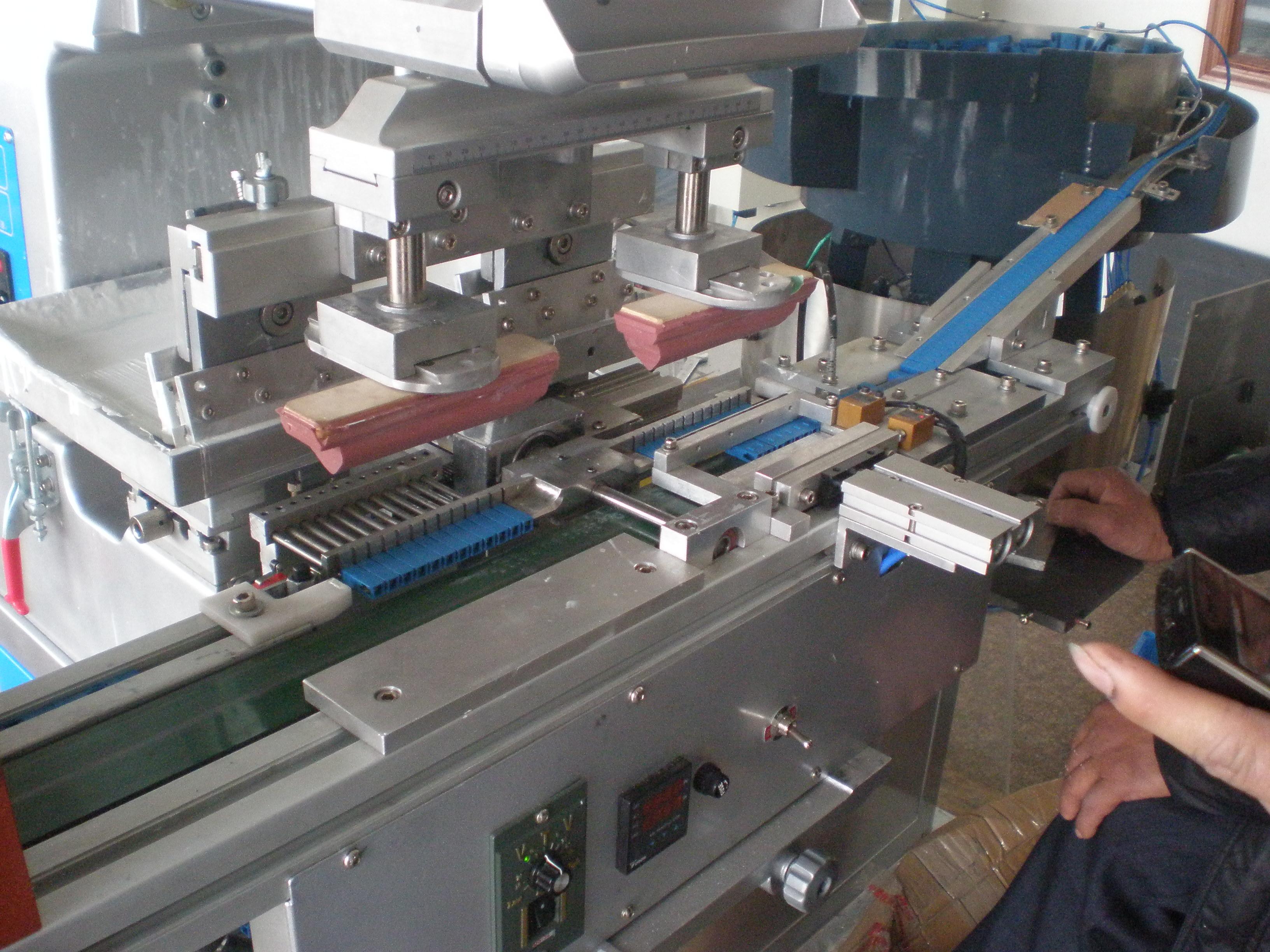 光纤套管高速移印机2