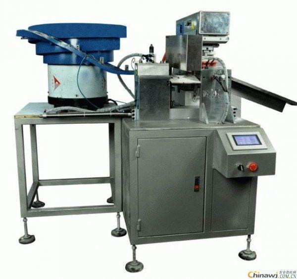 塑料件自动移印机